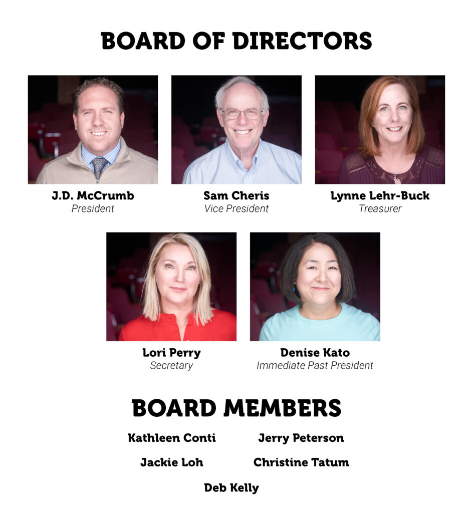 20-21 Board of Directors - Town Hall Arts Center