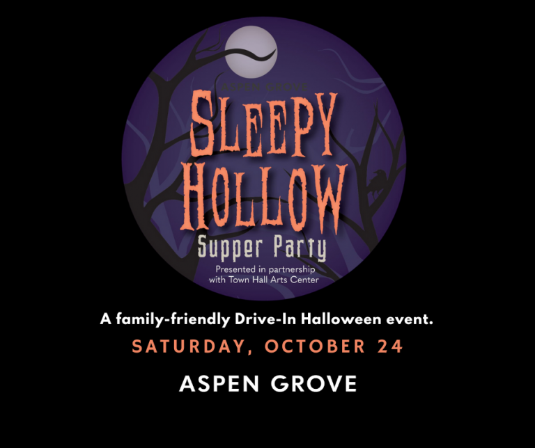Sleepy Hollow Supper Party