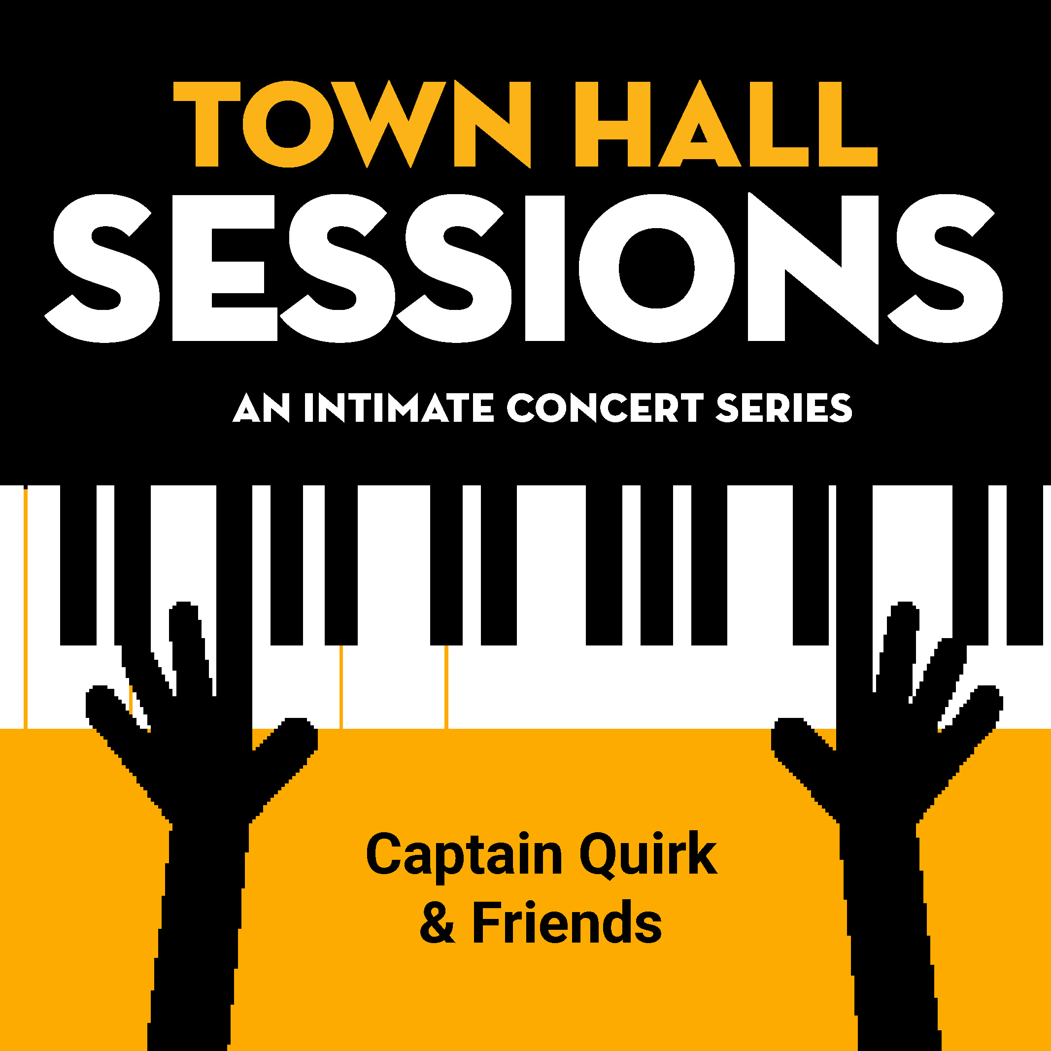 Town Hall Sessions - Captain Quirk & Friends