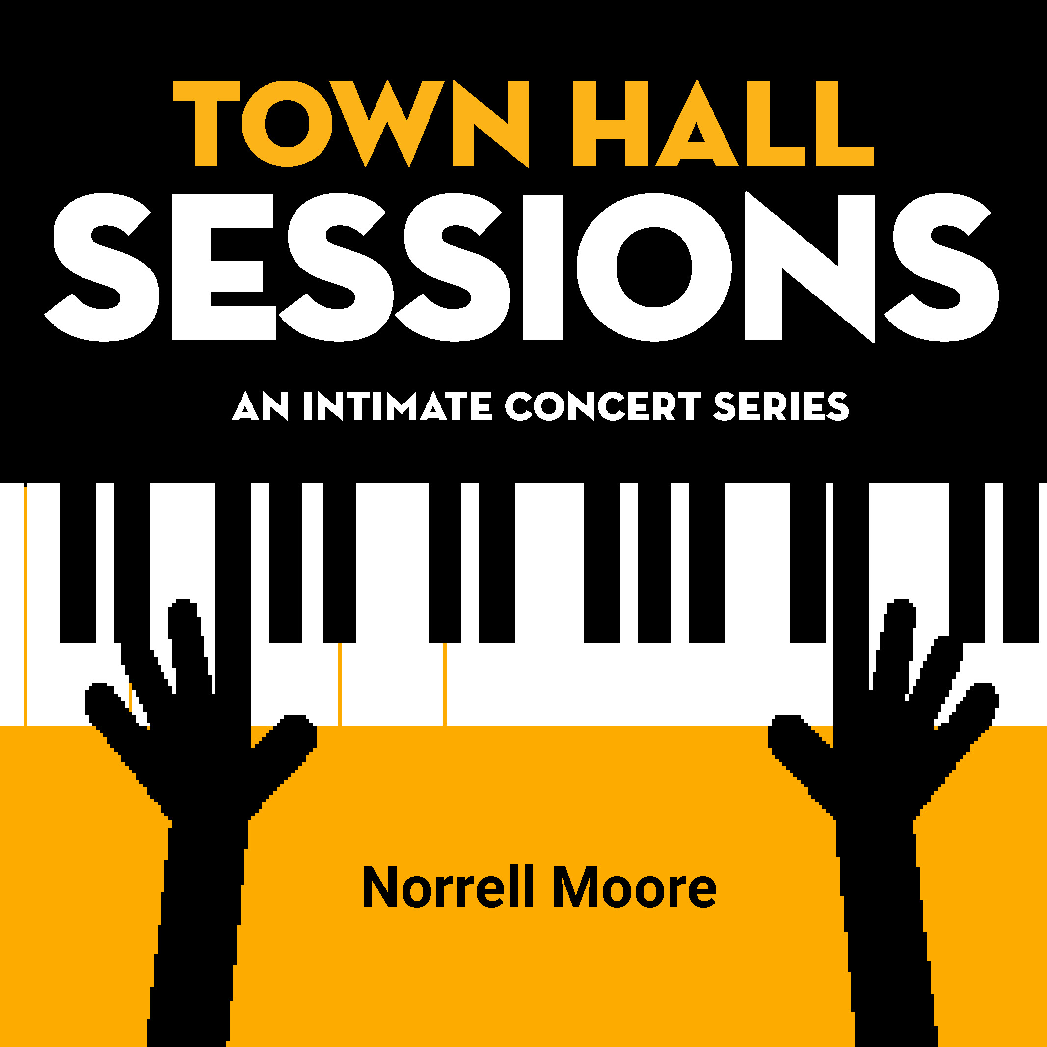 Town Hall Sessions - Norrell Moore